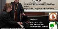 "Concerto ""Modern presentation of traditional Vlach's music"""