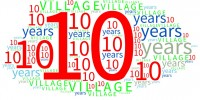 Village – 10 years anniversary