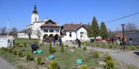 Village took part in a Zijin and Rakita's project on arrangement of a park in Slatina village