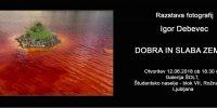 Izložba fotografija na temu Borske reke u Ljubljani